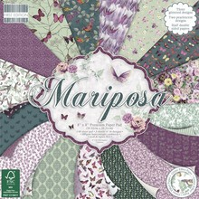 First Edition Mariposa 8x8 Inch Paper Pad (FEPAD198)