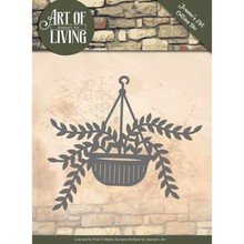 Jeanine's Art Art of Living Hanging Plant Die (JAD10056)