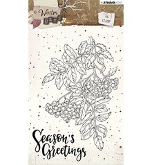 Studio Light Winter Days Clear Stamps (STAMPWD311)