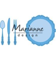 Marianne Design Creatable Diner Set (LR0566)