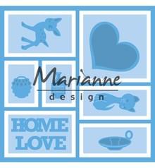 Marianne Design Creatable Layout (LR0568)