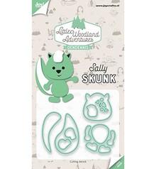 Joy!Crafts Snijmal Sally Skunk (6002/3127)