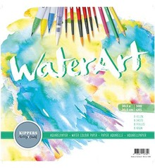 Water Art Aquarelpapier 300 Grams 12x12 Inch (1098)