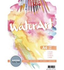 Water Art Aquarelpapier 300 Grams A4 (1070)