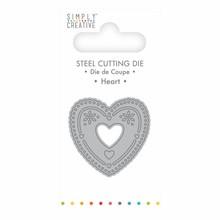 Simply Creative Heart Die (SCDIE068) OP=OP!