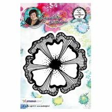 Studio Light Flower Art By Marlene Cling Stamp (STAMPBM07)