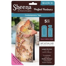 Sheena Contemporary Tags Metal Die Set (SD-PPMD-COTAG)