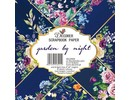 Decorer Garden by Night 8x8 Inch Paper Pack (B23-421)