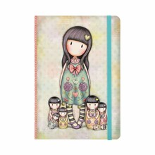 Gorjuss Seven Sisters A5 Notebook (230EC49)