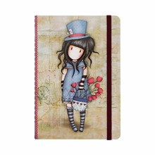 Gorjuss The Hatter A5 Notebook (230EC52)
