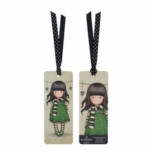 Gorjuss The Scarf Bookmark (BM043)