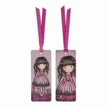 Gorjuss Sugar And Spice Bookmark (BM044)