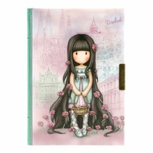Gorjuss Rosebud Lockable Notebook (577GJ10)