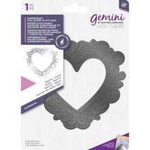 Gemini Foil Stamp 'N' Cut Die Biarritz Frame (GEM-FSC-ELE-BIAFR)