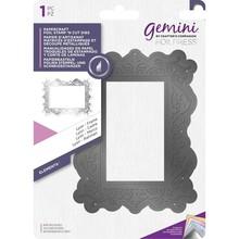Gemini Foil Stamp 'N' Cut Die Lyon Frame (GEM-FSC-ELE-LYOFR)