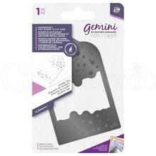 Gemini Foil Stamp 'N' Cut Die Confetti Tag (GEM-FSC-ELE-CONTG)