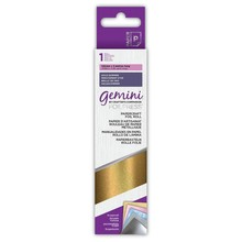 Gemini Papercraft Foil Gold Shimmer (GEM-FOIL-PC-GSH)
