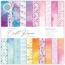 Craft Consortium Watercolours 12x12 Inch Paper Pad (CCEPAD003)