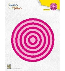 Nellie Snellen Multi Frame Photo Frames Circles (MFD123)