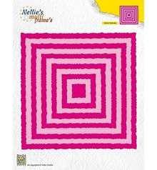 Nellie Snellen Multi Frame Photo Frames Squares (MFD124)