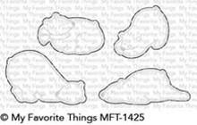 My Favorite Things Die-Namics Unbearably Cute (MFT-1425)