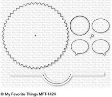 My Favorite Things Die-Namics Peek-a-Boo Wheel (MFT-1424)