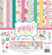 Echo Park Let's Party 12x12 Inch Collection Kit (LP170016)