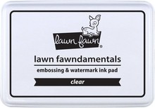 Lawn Fawn Embossing & Watermark Ink Pad (LF1811)