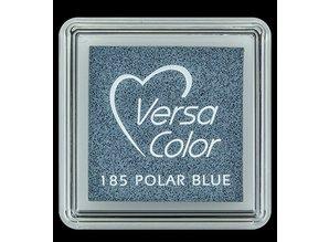 Tsukineko VersaColor 1 Inch Cube Ink Pad Polar Blue (VS-185)