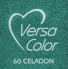 Tsukineko VersaColor 1 Inch Cube Ink Pad Celadon (VS-60)