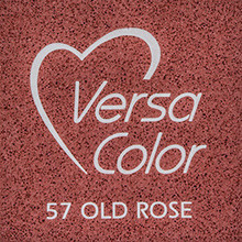 Tsukineko VersaColor 1 Inch Cube Ink Pad Old Rose (VS-57)