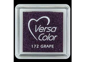 Tsukineko VersaColor 1 Inch Cube Ink Pad Grape (VS-172)