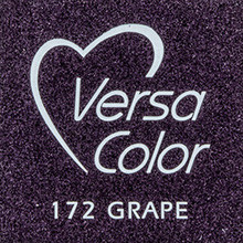 Tsukineko VersaColor 1 Inch Cube Ink Pad Grape (VS-172)