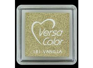 Tsukineko VersaColor 1 Inch Cube Ink Pad Vanilla (VS-181)