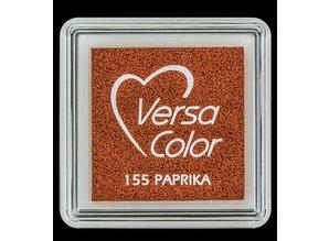 Tsukineko VersaColor 1 Inch Cube Ink Pad Paprika (VS-155)