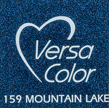 Tsukineko VersaColor 1 Inch Cube Ink Pad Mountain Lake (VS-159)