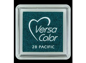 Tsukineko VersaColor 1 Inch Cube Ink Pad Pacific (VS-28)