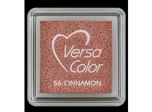 Tsukineko VersaColor 1 Inch Cube Ink Pad Cinnamon (VS-56)