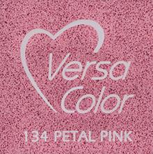 Tsukineko VersaColor 1 Inch Cube Ink Pad Petal Pink (VS-134)