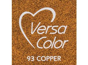 Tsukineko VersaColor 1 Inch Cube Ink Pad Copper (VS-93)