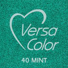 Tsukineko VersaColor 1 Inch Cube Ink Pad Mint (VS-40)
