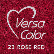 Tsukineko VersaColor 1 Inch Cube Ink Pad Rose Red (VS-23)
