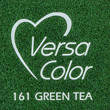 Tsukineko VersaColor 1 Inch Cube Ink Pad Green Tea (VS-161)