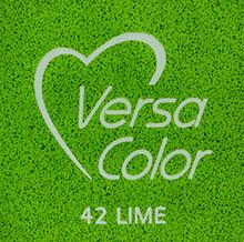Tsukineko VersaColor 1 Inch Cube Ink Pad Lime (VS-42)