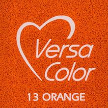 Tsukineko VersaColor 1 Inch Cube Ink Pad Orange (VS-13)
