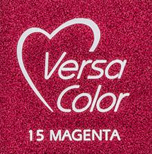 Tsukineko VersaColor 1 Inch Cube Ink Pad Magenta (VS-15)
