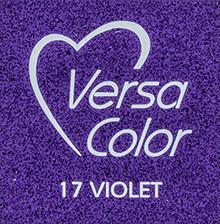 Tsukineko VersaColor 1 Inch Cube Ink Pad Violet (VS-17)