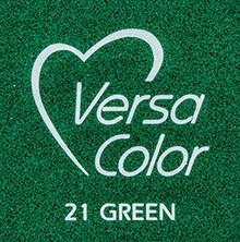 Tsukineko VersaColor 1 Inch Cube Ink Pad Green (VS-21)