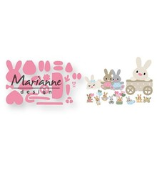 Marianne Design Collectable Eline's Baby Bunny (COL1463)
