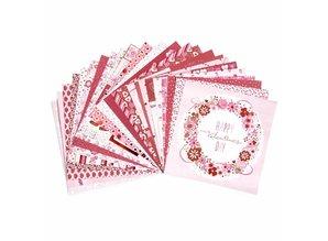 Craft Smith Love & Devotion 12x12 Inch Paper Pad (MPP0421)
